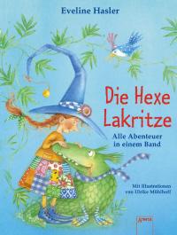 Hexe Lakritze: Spannung und Spaß...