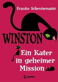 Winston: Krimi, Tierbuch eine spannenden Geschichte.